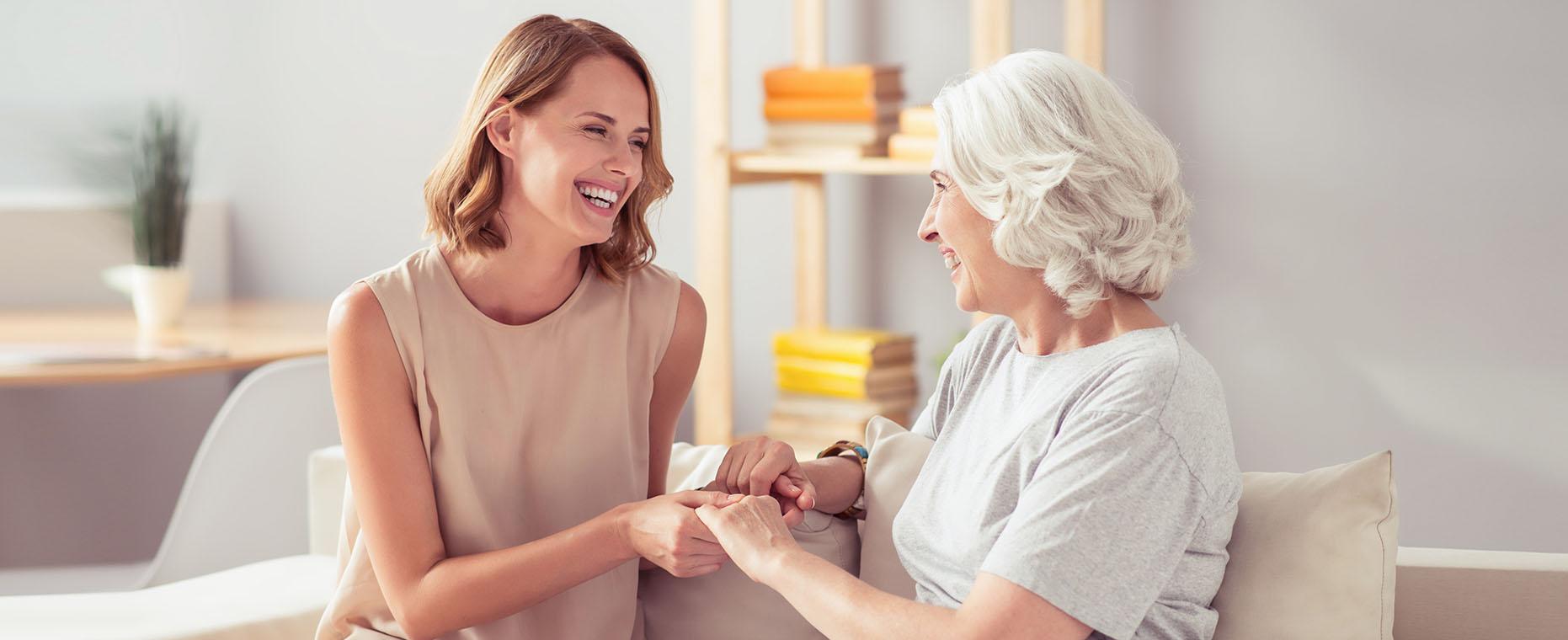 Senelių priežiūra