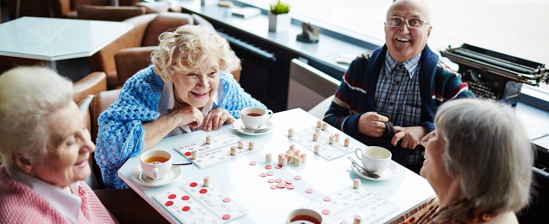 Senelių priežiūra. Rely